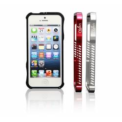 OBIEN AP5-21 Coque iPhone 5/5S en alliage aluminium Noire