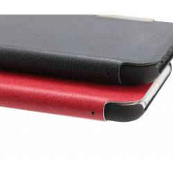 OBIEN AP65-21 Etui/Support iPhone 6 Plus en cuir Noir