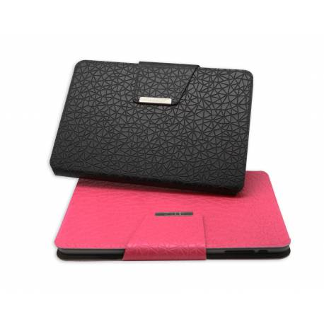 OBIEN APIPS-31 Etui/Support iPad Mini et iPad Mini Retina en similicuir Noir
