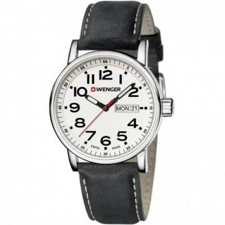Wenger Montre Homme Attitude Day Date Réf.01.0341.101