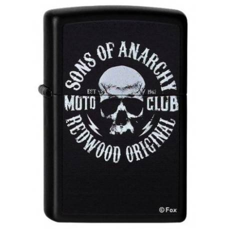 Zippo Briquet Sons Of Anarchy
