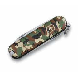 "Victorinox Couteau Suisse Classic Sd ""Camouflage"""