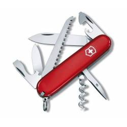 Victorinox Couteau Suisse Camper Rouge