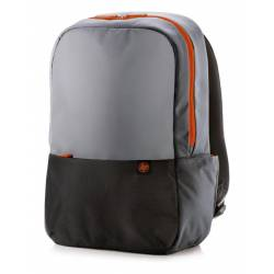 HP Duo Tone Sac A Dos Gris Orange