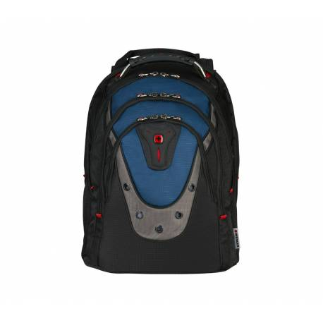 "Wenger Cartable Ibex 17"" Laptop Back Pack"