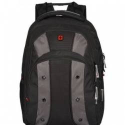 "Wenger Cartable Upload Essential 16"" Laptop Back Pack"