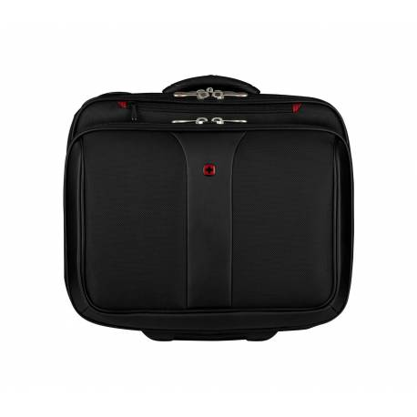 Wenger Cartable à Roulette Patriot 2 Pc Wheeled Laptop Case Black