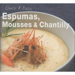 Espumas Mousses & Chantilly