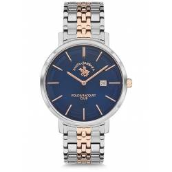 Santa Barbara Polo & Racquet Club Montre Mixte Sb.10.1114.6