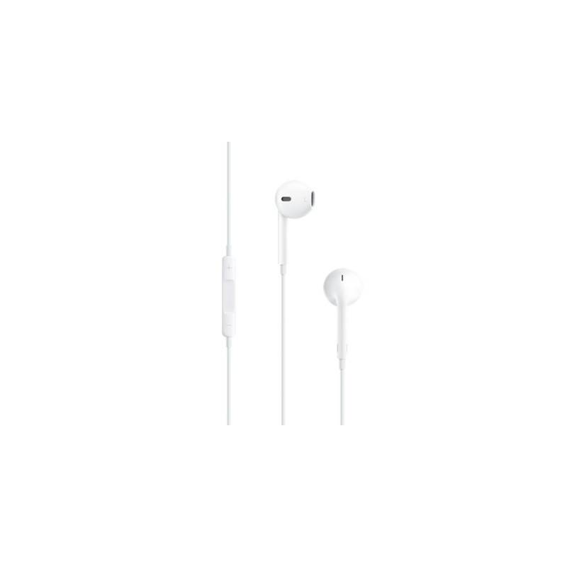 apple earpods ecouteurs avec t l commande et micro. Black Bedroom Furniture Sets. Home Design Ideas